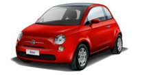 Car rental Portugal - Fiat 500 A/C