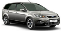 Ford Focus Station Wagen