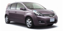 Car rental Portugal - Nissan Note