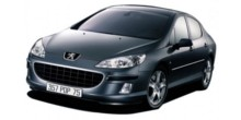 Car rental Portugal - Peugeot 407 Diesel